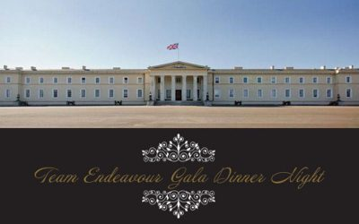 Team Endeavour's Gala Dinner at Sandhurst is SOLD OUT