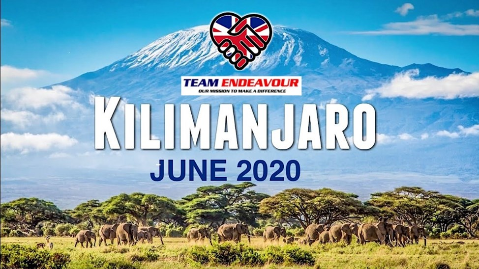Kilimanjaro June 2020 – The Ultimate Challenge