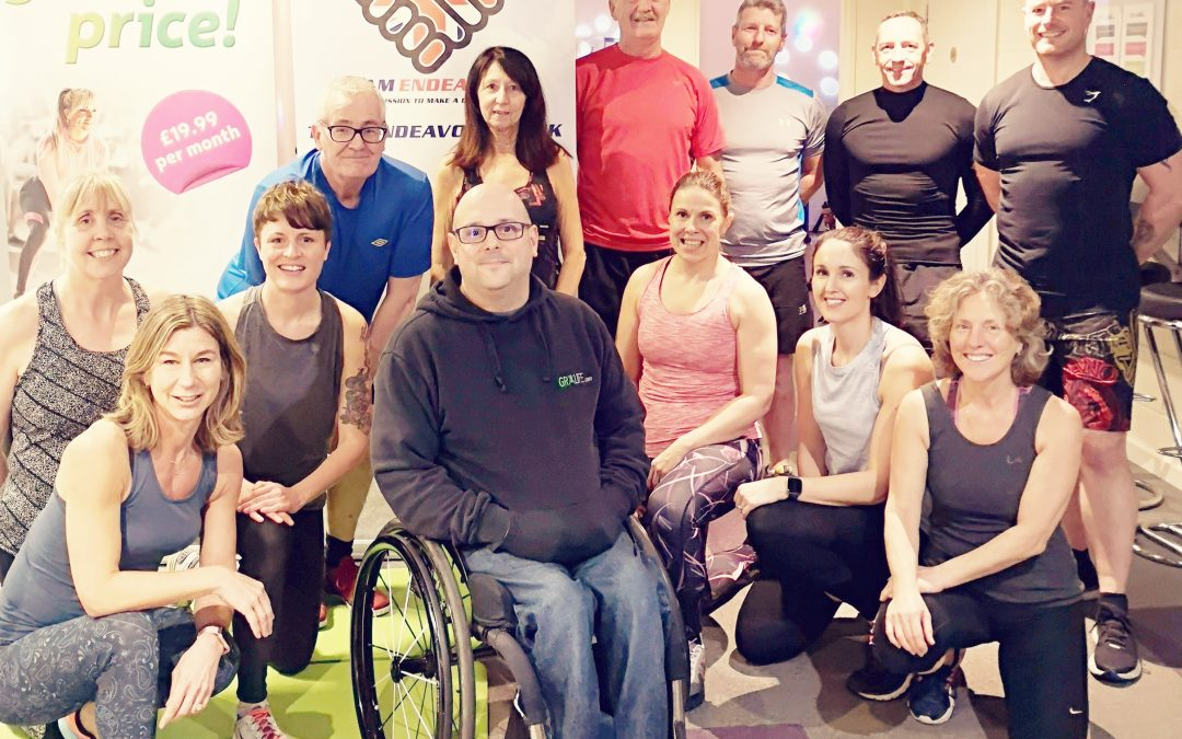 Fantastic February Fundraising at Energie Fitness Club